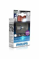 NEW PHILIPS X-treme Vision LED Car Lamp (1 pk) T15 T16 921 WHITE 6000K 12832X1