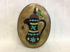 Vintage Silver Guilloche Enamelled Pill/ Snuff Box