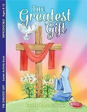 The Greatest Gift : Easter Activity Book for Ages 8-10 (Pack Of 6) (2016,...