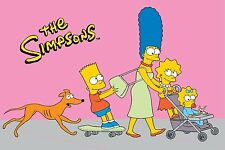 "Simpsons Walk N Roll Collector's Rug, Fun Rugs SIM-012 3958, 39"" by 58"" New"