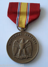 USA Medaille --NATIONAL DEFENSE--