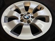 """Original BMW 17"""" 3er E90 E91 E92 Winter Radsatz 8x17 et34 6775596-13 Styling 158"""