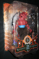 SEVENTH KINGDOM FOUR HORSEMEN SIGNED MUTANT SSEJJHHOR MOSC 7TH FIGURES.COM