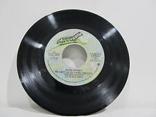 """45 RECORD 7"""" SINGLE- EDDIE RABBIT- WE CAN'T GO ON LIVING LIKE THIS"""