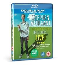 Stephen Merchant Hello Ladies Blu-ray and DVD FREE MP3 download