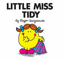 Little Miss Tidy (Little Miss Classic Library), Hargreaves, Roger, New Book