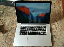 Mid 2015 15 Retina Apple MacBook Pro i7 2.5ghz 16gb, 512gb SSD 2gb GPU AMD m370x