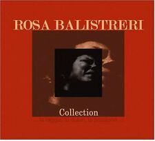 Rosa Balistreri - Collection ...La Raggia, Lu Duluri, La Passione... CD