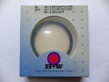 B+W MRC 58mm KR 1.5M Skylight Filter, 17869