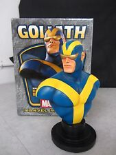 Bowen Designs ~ Goliath Mini-Bust ~ 2084/2500 ~ 2005 Marvel