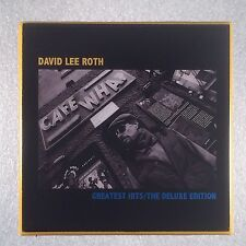 DAVID LEE ROTH Greatest Hits Record Cover Art Ceramic Tile