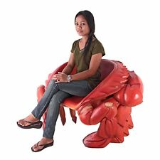 """NE590079 - """"Giant Red King Crab"""" Sculptural Chair"""