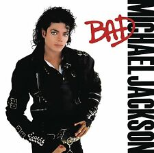 MICHAEL JACKSON : BAD (CD) sealed