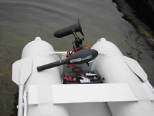 "DELUXE 55 lbs SHORT SHAFT 26"" ELECTRIC TROLLING MOTOR: KAYAK INFLATABLE BOAT ETC"