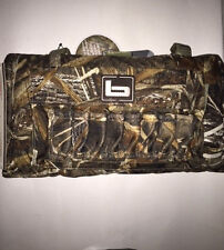Banded Soft Shell Primaloft Handwarmer Max-5 Camo Waterfowl Hunting New!