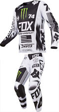 Fox Racing 180 Monster/Pro Circuit Special Edition Gear Combo 34/XL Motocross