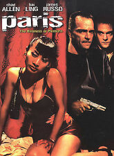Paris, New DVD, Chad Allen, Ling Bai, James Russo, Ron Jeremy, Biff Yeager, Rami
