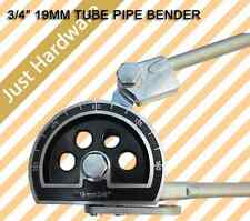 "3/4"" 19MM TUBE PIPE BENDER TOOL FOR PLUMBING, AIR CONDITIONING, GAS, COPPER"