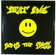 "12"" Maxi - Bomb The Bass - Beat Dis - M985 - washed & cleaned"