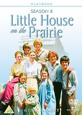 Little House On The Prairie: Complete Season 8 (Eighth Series) Box Set | New DVD
