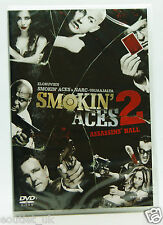 Smokin' Aces 2 - Assassin's Ball DVD Region 2 NEW SEALED