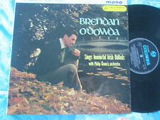 Brendan O'Dowda Sings Immortal Irish Ballads 33 SX 1113  UK Vinyl Album
