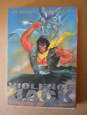 VIOLENCE JACK - Go Nagai Presents Vol.18 D/Books  [G706]