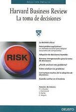 La Toma de Decisiones (Ideas Con Impacto) (Spanish Edition)-ExLibrary