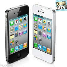Apple iPhone 4S A1387 Black 16GB Factory Unlocked Cellphone Smartphone Grade A+