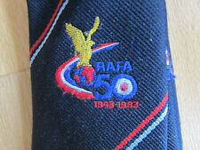 RAFA Royal Air Force Association 50 Years 1943 - 1993 Tie by CH Mundry