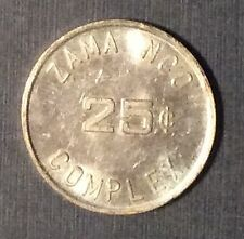 CAMP ZAMA JAPAN NCO COMPLEX 25 CENTS MILITARY TOKEN