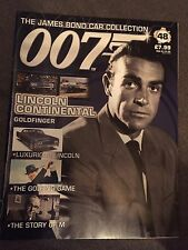 James Bond Collection No48 Magazine Only