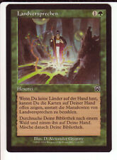 4x Land Grant / Landversprechen (Mercadian Masques) Land search
