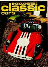 THOROUGHBRED & CLASSIC CARS MAGAZINE - February 1979