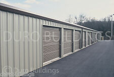 DURO Steel Mini Self Storage 20x100x8.5 Prefab Metal Building Structure DiRECT