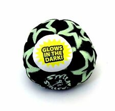 Dirtbag Glow in the Dark Hacky Sack Stellar Staller Glow Footbag Kickball New