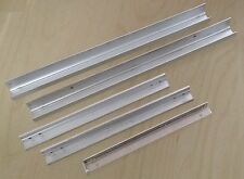 Restbestand-de Alu Profile Winkel Aluminium Set 5-teilig 3 verschiedene Längen