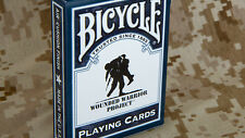 Bicycle Wounded Warrior Playing Cards Deck