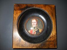 "NAPOLEON'S MARSHAL MICHEL NEY ""Bravest of the Brave""  PORTRAIT MINIATURE"