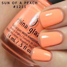 China Glaze Nail Polish - Sun Of A Peach - 14ml - #1211