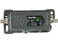 Channel Master Amplify Preamplifier TV Antenna Signal Booster CM 7777HDR