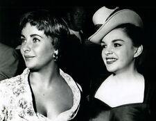 Elizabeth Taylor Judy Garland 8x10 photo P2864