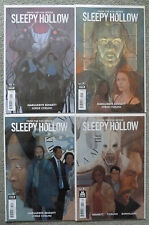 SLEEPY HOLLOW #1-4 SET..BENNETT/COELHO..BOOM 2014 1ST PRINT..VFN+..TV SHOW