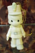 """Precious Moments-#527327 """"Onward Christmas Soldiers""""  Ornament -NEW IN BOX"""