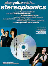 Play Guitar With... Stereophonics. Sheet Music, CD for Guitar Tab(with Chord Sym