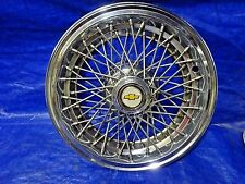 """1993 - 1996 Chevy Caprice 15""""  WIRE SPOKE Wheel Cover  hubcap cap"""