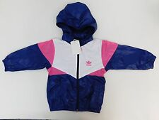 NEW BABY ADIDAS INFLATE WINDBREAKER SIZE US 2TOD  V33158