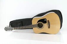 EPIPHONE D.R – PR-150NA NATURAL FINISH FULL SIZE ACOUSTIC GUITAR CARRY CASE