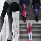 Fashion Women's Gradient Print Pantyhose Girl's Sexy Stylish Tights Stockings