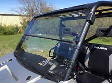 2013-2016 POLARIS RANGER XP 900,900-5 CREW POLYCARBONATE FOLD DOWN WINDSHIELD